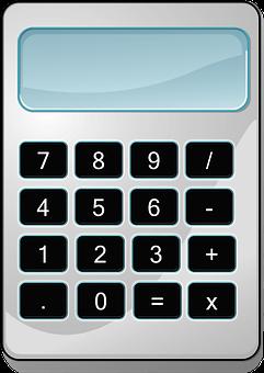 Calculator, Calculate, Numbers, Calculation, Math