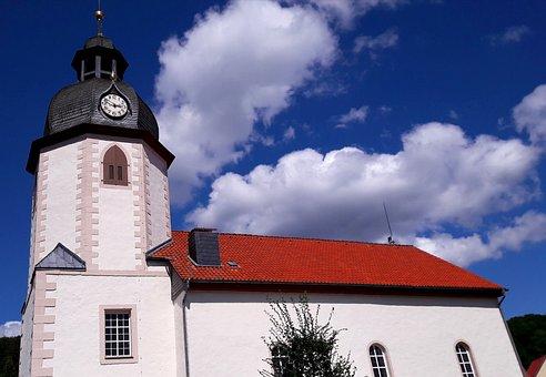 Church, Abroad, Religion, Travel, Religious