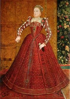 Queen, England, Elizabeth I, Portrait