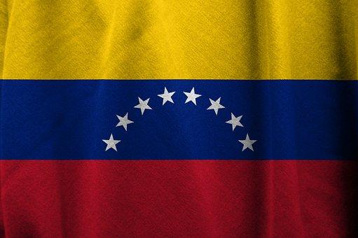 Venezuela, Flag, Country, Symbol, Nation, National