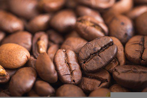 Coffee, Coffee Beans, Cafe, Beans