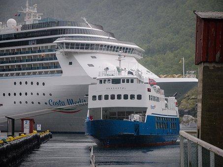 Ferries, Norway, Fjords