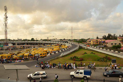 Lagos, Landscape, Transport, Scenery, Tour, Jammer