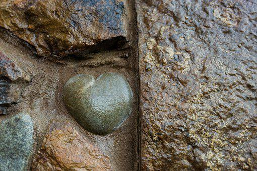 Heart, Stone, Love, Balance