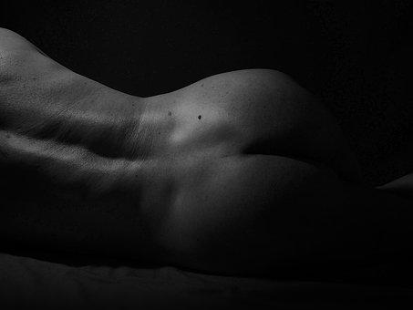 Body, Installation, Nu, Grain Of Beauty, Erotic, Art
