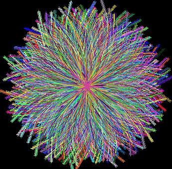 Mandala, Explosion, Decorative, Ornamental, Abstract