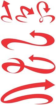 Calligraphy, Fancy, Script, Design, Type, Curve, Line