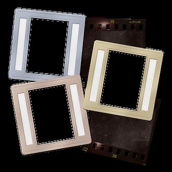 Frame, Slide, Camera Roll, Photo, Transparency