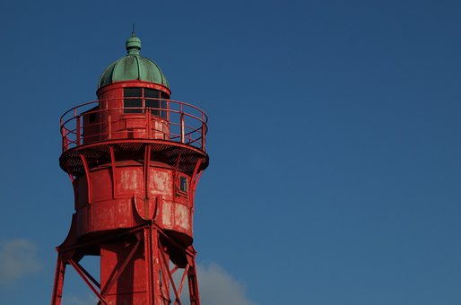 Lighthouse, Tower, Coast, Navigation