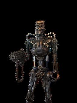 Terminator, Robot, Futuristic, Machine