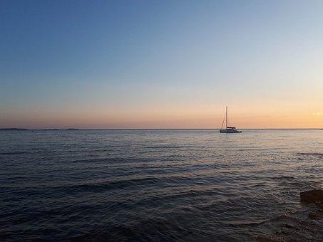 Sea, Beach, Coast, Water, Summer, Travel, Relax