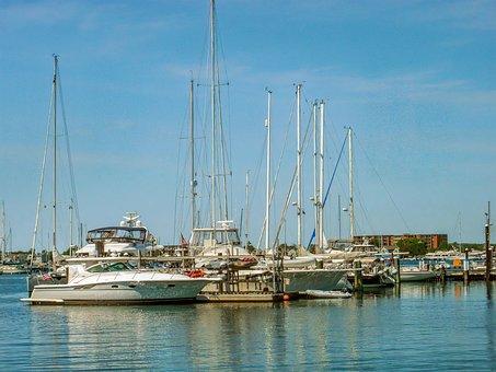 Sailboats, Boats, Yachts, Sailing