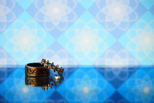 Ring, Round, Circle, Pattern, Form, Background