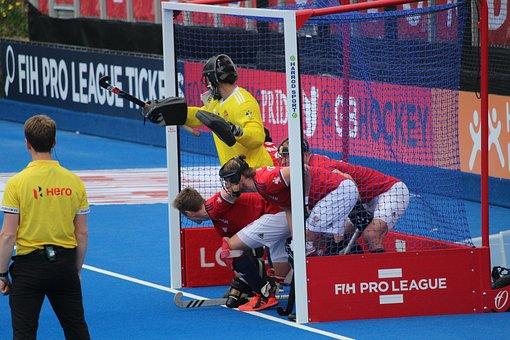 Field, Hockey, Sport, Competition, Stick