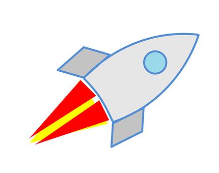 Rocket, Startup, Start-up, Launch, Entrepreneur