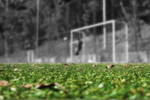 The Soccer Field, Football, Soccer, Field, Background