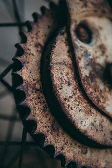 Wheel, Vintage, Bicycle, Retro, Old, Design, Wheels