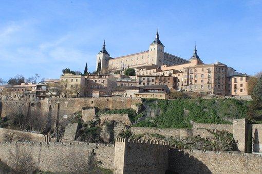 Structure, Landscape, City, Architecture, Urban, Castle