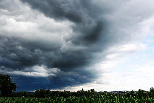 Clouds, Weather, Sky, Thunderstorm