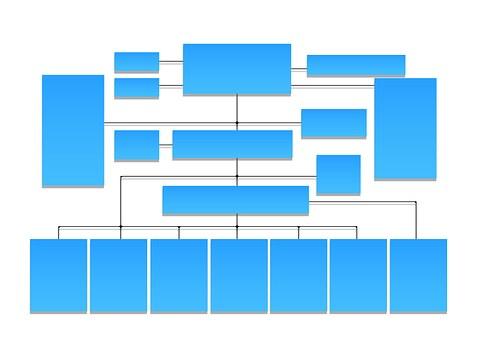 Organization, Organization Chart, Building, Company