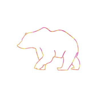 Bear, Colour, Decoration, Coloring, Drawing, Color