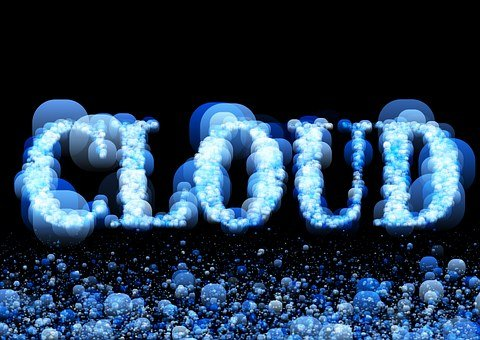 Cloud, Font, Memory, Storage Medium, Disk Space