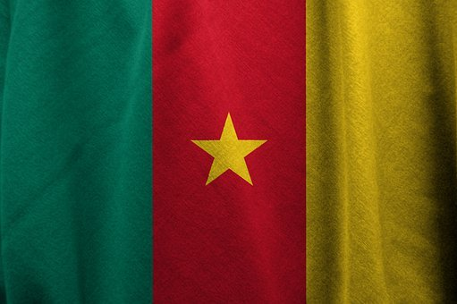 Cameroon, Flag, Country, Symbol, National, Cameroonian
