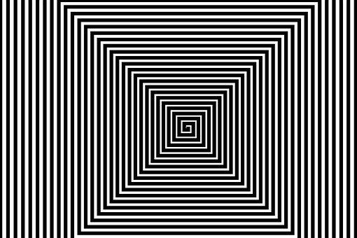 Maze, Design, Black White, Background, Search