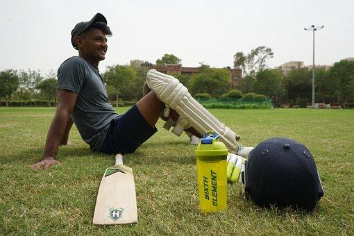 Cricket, Sports, Player, Batsman, Cricketer, Bat, Game