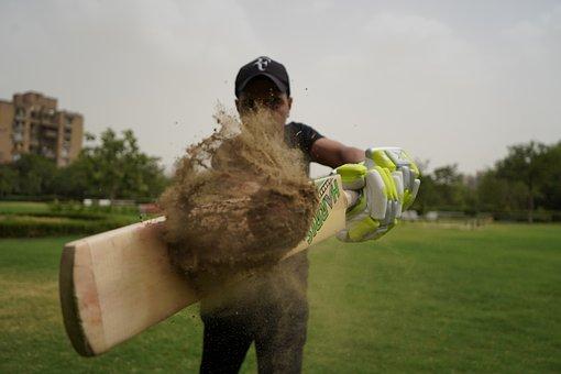 Cricket, Sports, Player, Batsman