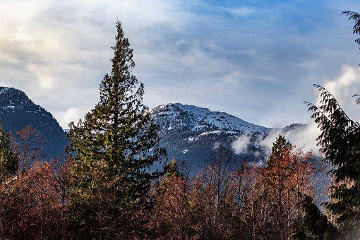 Snow, Mountain, Mountains, Nature, Landscape, Winter