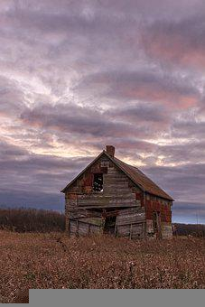 Rural, Shed, Barn, Rustic, Farmhouse, Nature, Farm