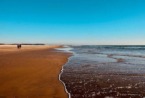 Sea, Seaside, Ocean, Atlantic, Beach, Surf, Sand, Water
