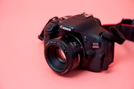 Canon, Camera, Photography, Photo Camera