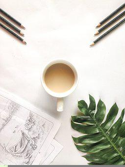Tea, Food, Coffee, Photography, Pencils, Teatime