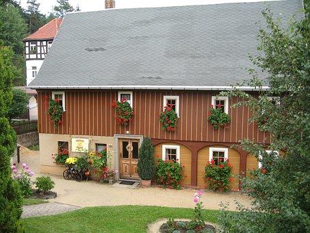 Heimatstube, Home, Building, Architecture