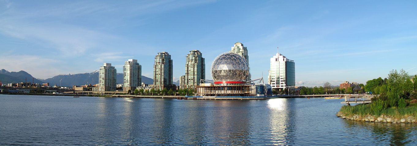 Vancouver, Science World, Architecture, Travel