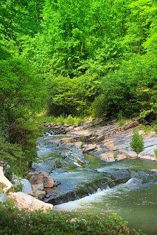 Creek, Georgia, Toccoa