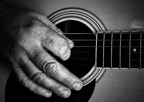 Guitar, Guitar Player, Playing Guitar, Acoustic, Artist