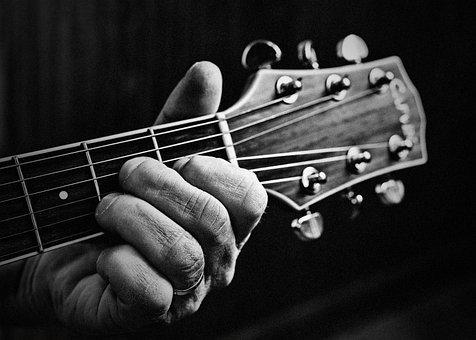 Guitar, Guitar Playing, Guitar Player, Guitarist