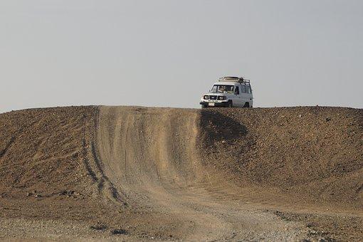 Desert, Egypt, Adventure, Sand, Trip, Jeep