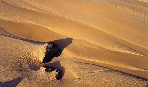Colorado, Sand Dunes, Alamosa, Luis, Landscape, Sand