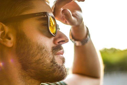 Lead, Man, Sun, Sunglasses, Handle, Vehicle, Excursion