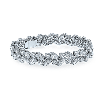 Diamond, Jewellery, Bracelet, Whitegold, Love, Gift