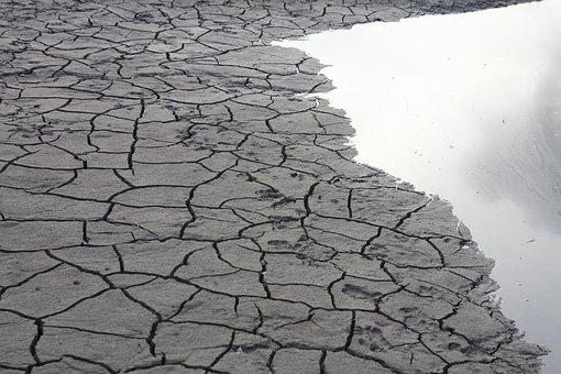 Creek, Dry, Nature, River, Australia, Environment