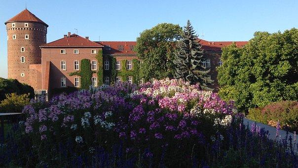 Kraków, Wawel, Castle, Poland, Monument