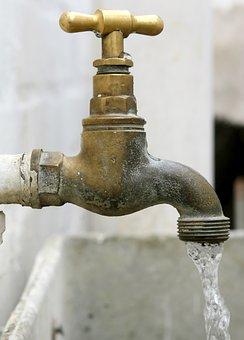 Water, Tap, Drip, Faucet, H20, Hose, Metal, Natural