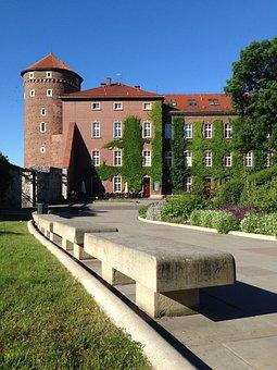 Kraków, Castle, Wawel, Poland, The Museum, Architecture