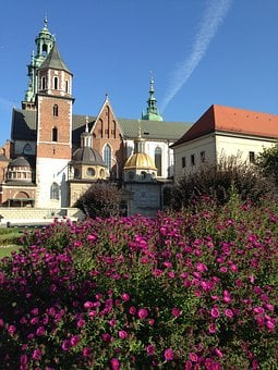 Kraków, Wawel, Wawel Cathedral, Monument, Poland