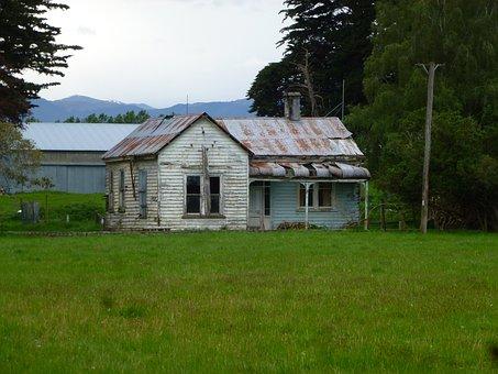 Old House, Dump, Ruin, Dilapidated, Broken